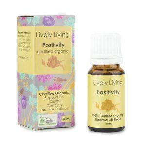 Positivity – Organic