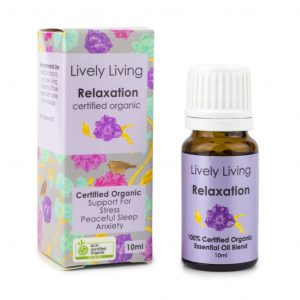 Relaxation – Organic