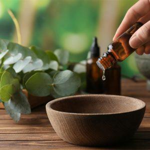 Single Organic Essential Oils