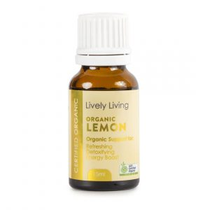 Organic Lemon 15ml