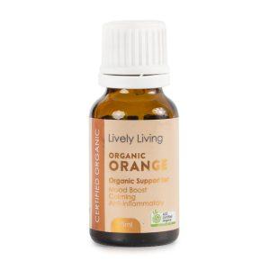 Organic Orange 15ml