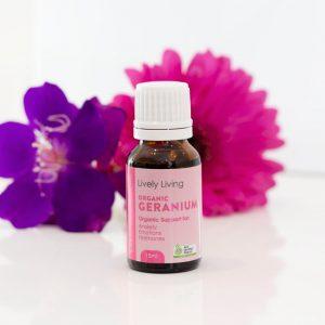 Organic Geranium 15ml