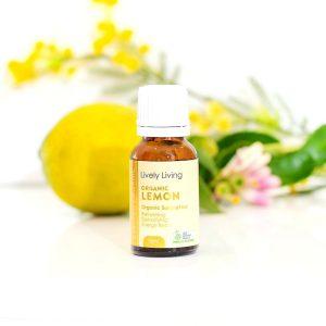 Organic Lemon 15ml