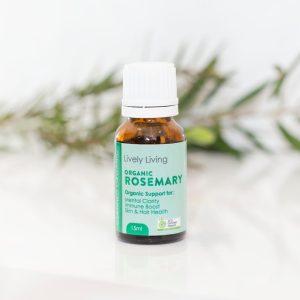 Organic Rosemary 15ml