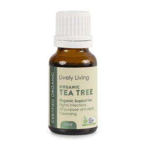 Organic Tea Tree 15ml