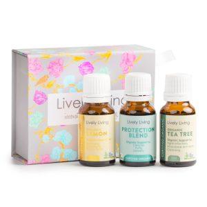 Spring Time Essentials Trio Pack