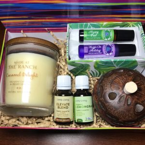 Banksia, Candle & Oils 6 Pce Package