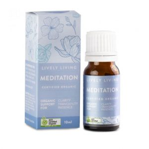 Meditation Organic 10ml